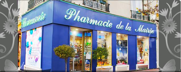 Pharmacie de la place rimini pharmacie saint maur des for Garage place des marronniers saint maur